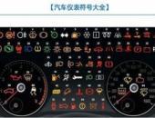 汽车仪表符号大全