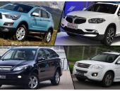 配1.5T引擎的自主SUV推荐 为国民车正名