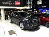 车展动态|2015洛杉矶车展:凯迪拉克XT5正式亮相
