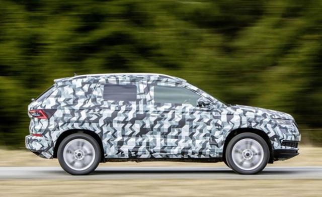 斯柯达官方发布全新紧凑SUV信息 定名KAROQ