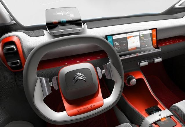 雪铁龙C-Aircross量产小型SUV明年在华上市