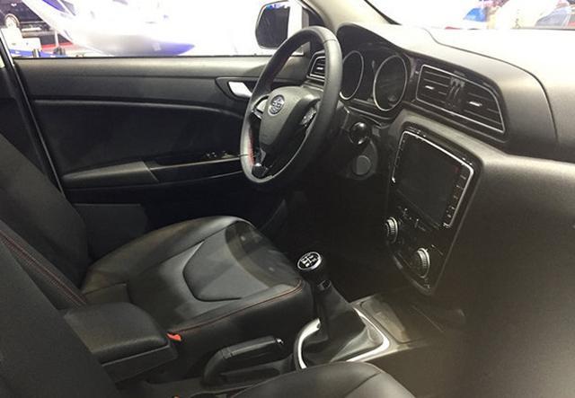新款骏派D60推2种动力6款车型 5月26日上市