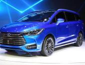 新车上市|比亚迪宋MPV车型或9月上市 全新设计风格