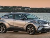 新车上市|广汽丰田C-HR将明年国产 定位小型SUV
