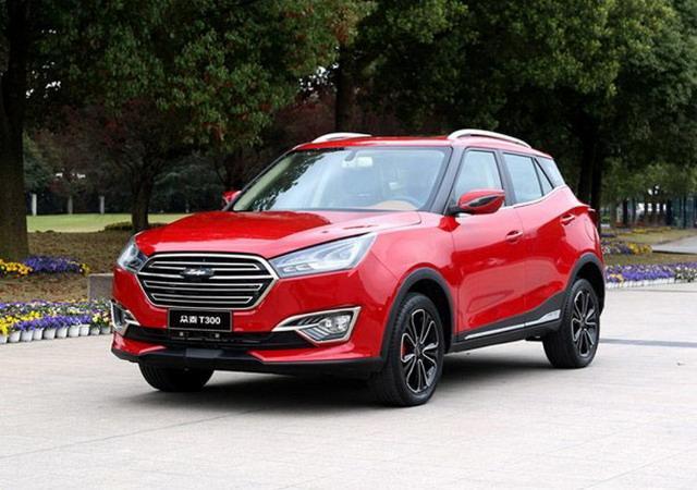 预售6—10万元 众泰T300将于8月22日上市